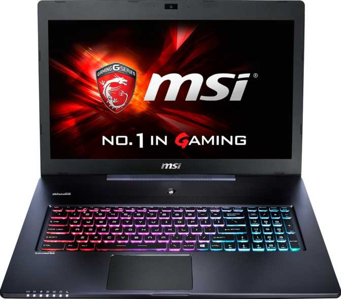 "MSI GS70 Stealth Pro 17"" Intel Core i7-4700HQ 2.4GHz / 16GB / 1TB"