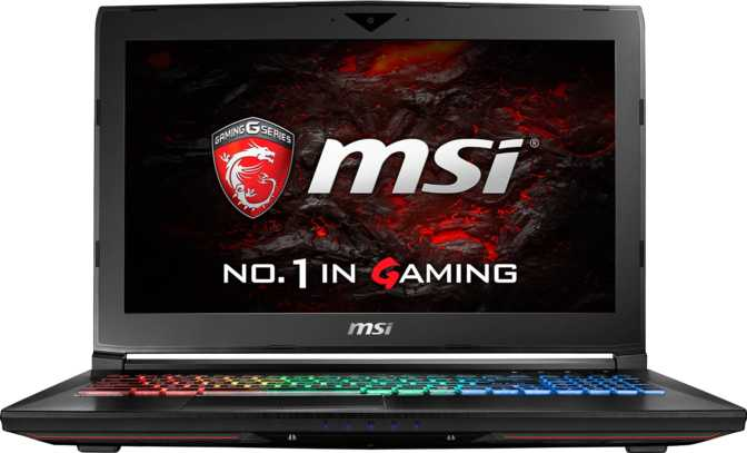 "MSI GT62VR Dominator Pro-005 15.6"" Intel Core i7 6700HQ 2.6GHz / 32GB / 256GB"