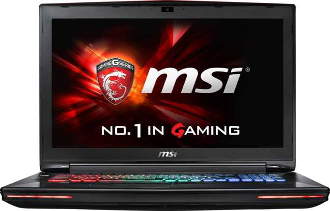 "MSI GT72 Dominator G-1227 17.3"" Intel Core i7-6820HK 2.7GHz / 16GB / 1TB"