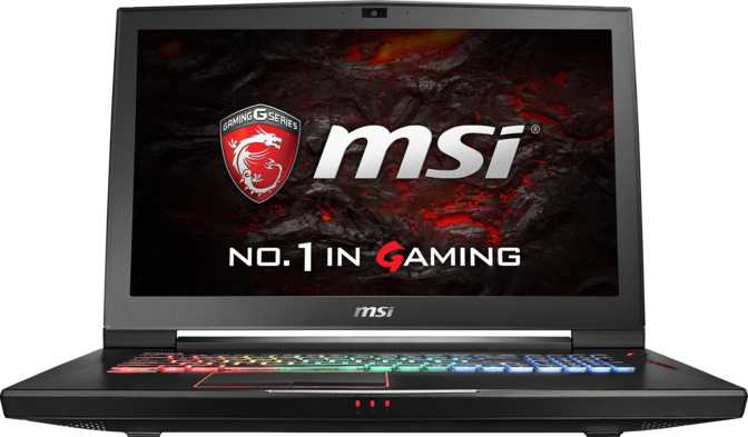 "MSI GT73VR Titan Pro-201 17.3"" Intel Core i7-6820HK 2.7GHz / 64GB / 1TB"