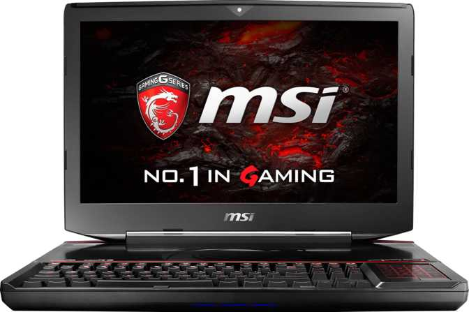 "MSI GT80 Titan SLI 18.4"" Intel Core i7-4720HQ 2.6GHz / 16GB / 256GB"