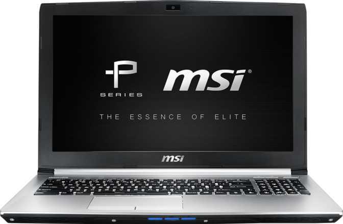 """MSI PE60 2QE 15.6"""" Intel Core i7-5700HQ 2.7GHz / 8GB / 256GB"""