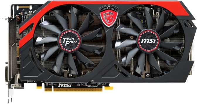 MSI R9 270X Gaming OC