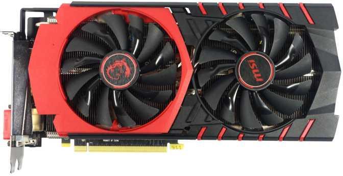 MSI Radeon R9 390 Gaming LE