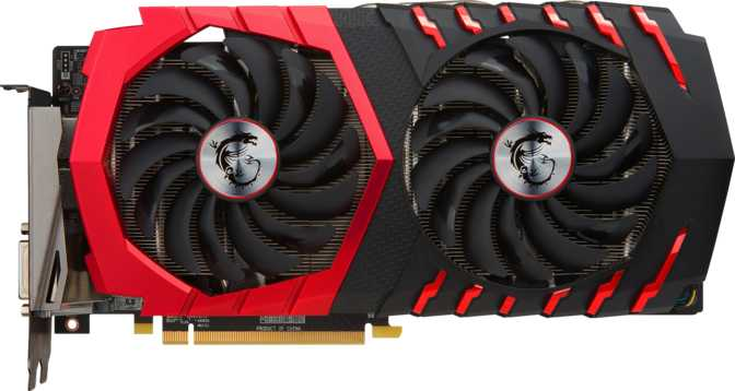 MSI Radeon RX 570 Gaming X 8GB