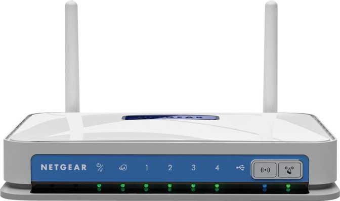 Netgear JNR3210