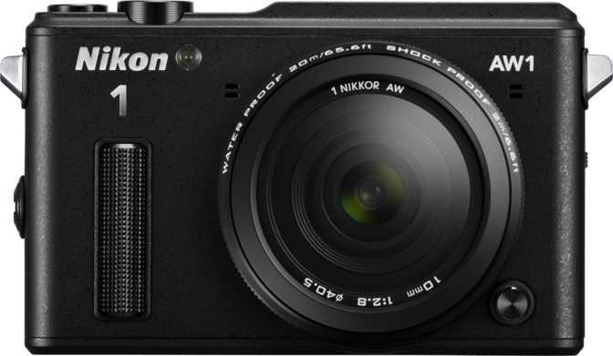 Nikon  1 AW1 + 10mm f/2.8