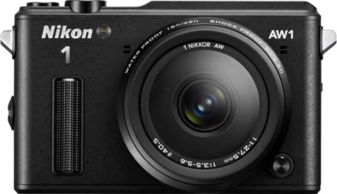 Nikon  1 AW1 + 11-27.5mm f/3.5–5.6