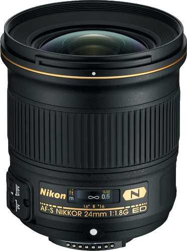 Nikon AF-S Nikkor 24mm F1.8G ED