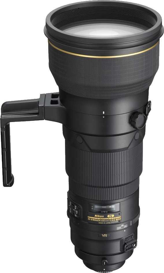 Nikon AF-S Nikkor 400mm F/2.8G ED VR