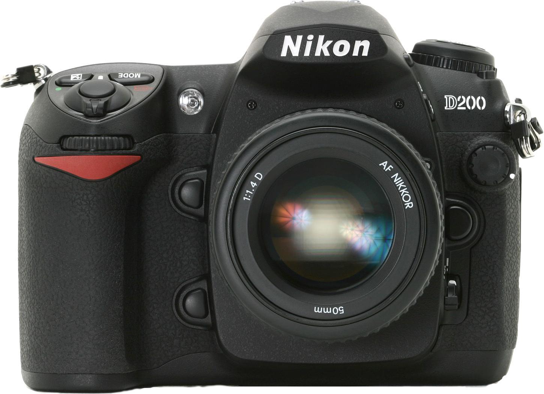 Nikon D200 + AF-Nikkor 50mm 1:1.4D