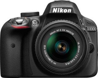 Nikon D3300 + Nikkor 18-55mm f/3.5-5.6G VR II