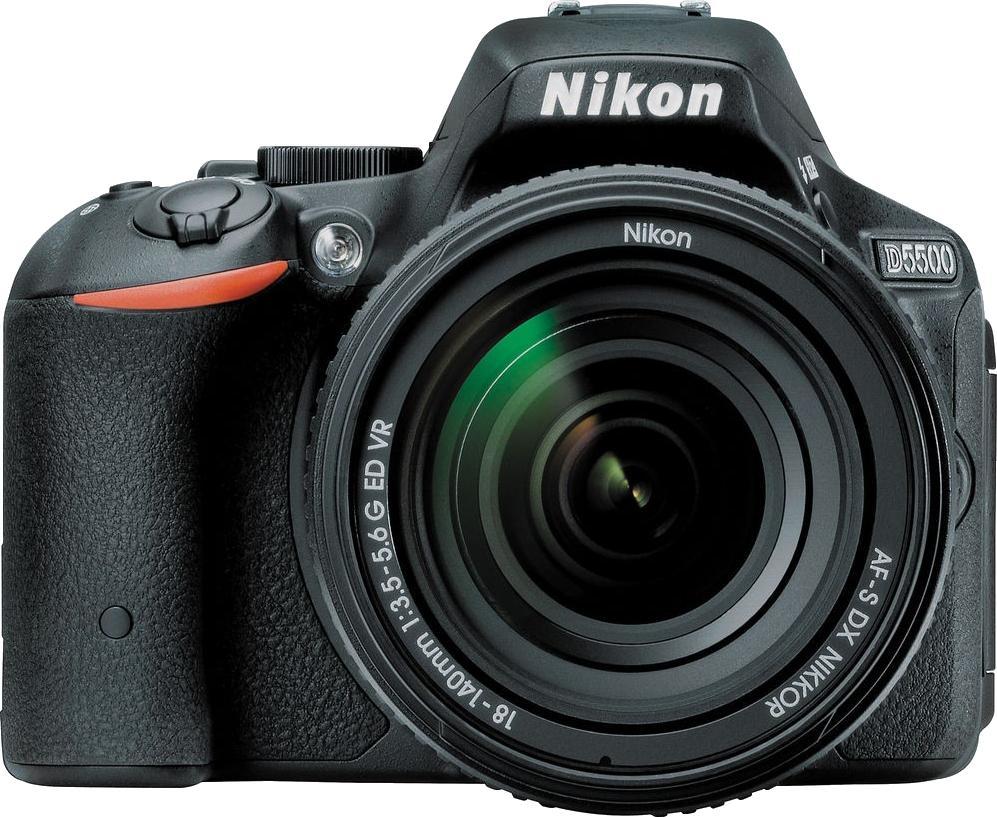 Nikon D5500 + Nikon AF-S DX Nikkor 18-140mm f/3.5-5.6G ED VR