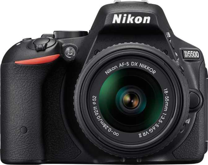 Nikon D5500 + Nikon AF-S DX Nikkor 18-55mm f/3.5-5.6G VR II