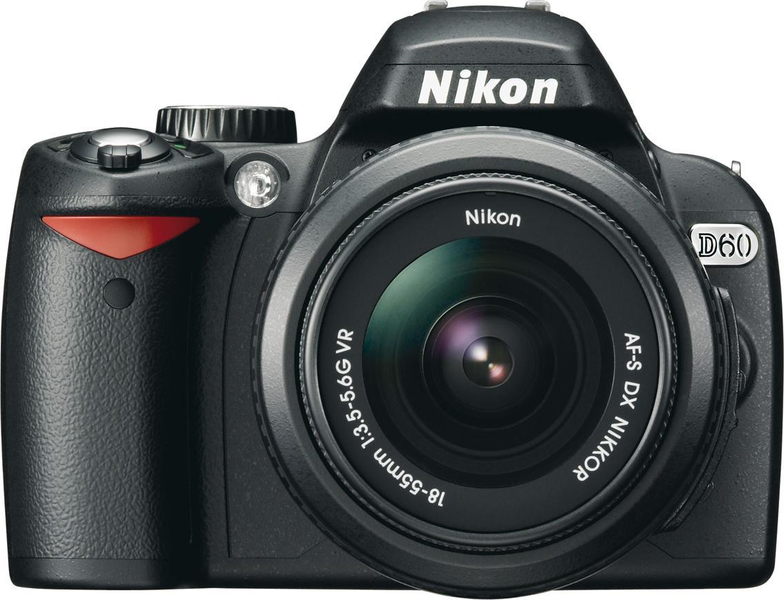 Nikon D60 + 18-55mm f/3.5-5.6G AF-S VR DX NIKKOR