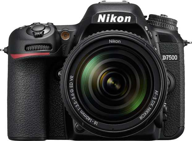Nikon D7500 + Nikon AF-S DX Nikkor 18-140mm f/3.5-5.6G ED VR