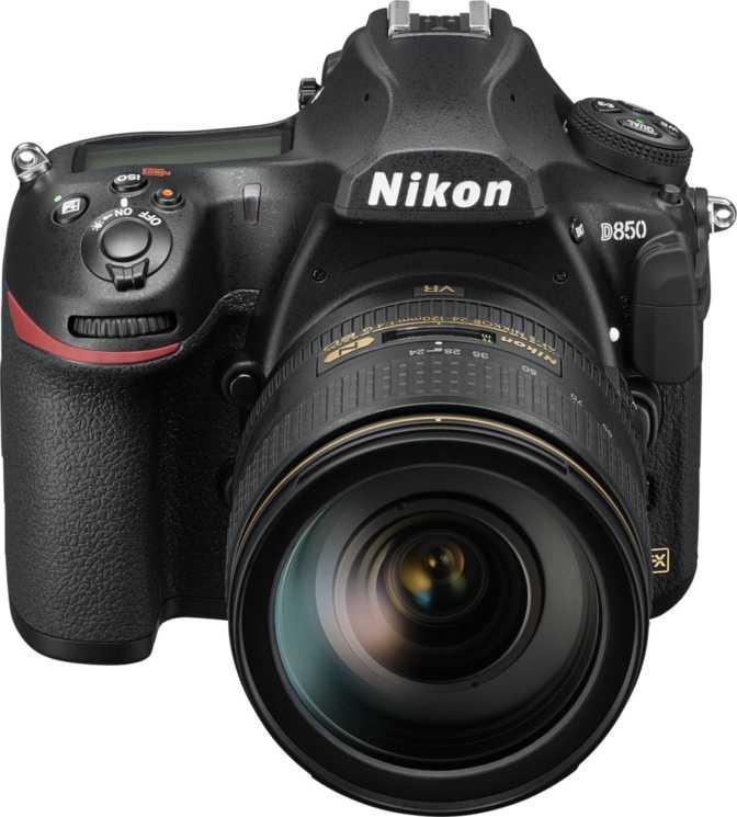 Nikon D850 + Nikon AF-S Nikkor 24-120mm f/4G ED VR