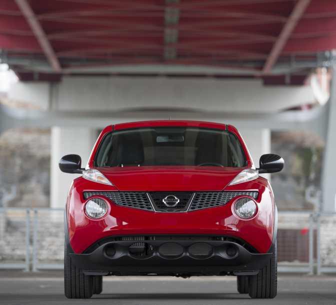 Nissan Juke S (2014)