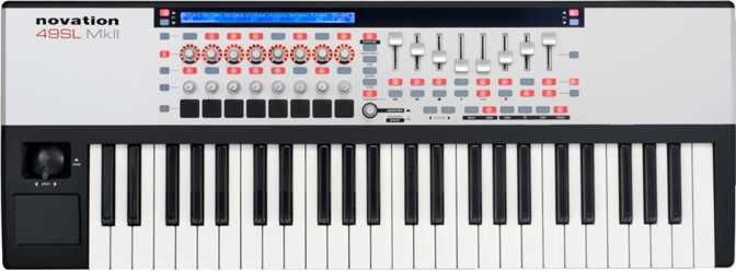 Novation SL MkII 49