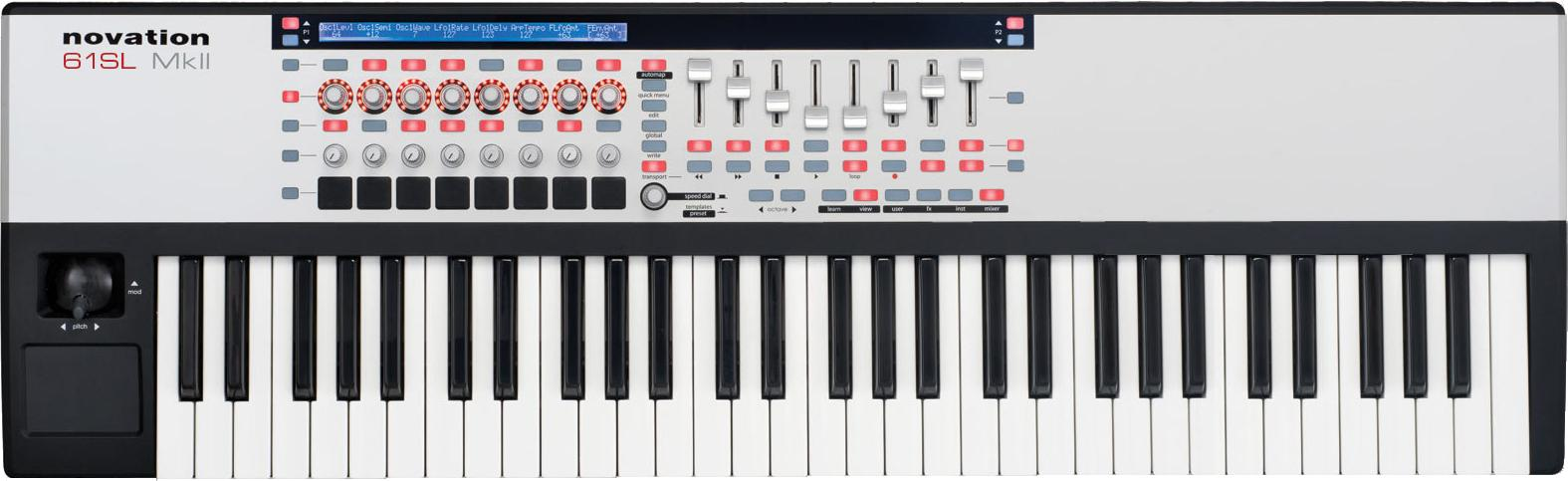 Novation SL MkII 61