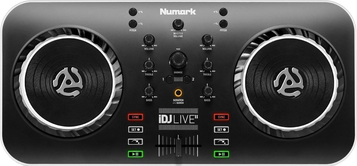 Numark iDJ Live II