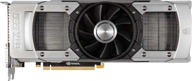 Nvidia GeForce GTX 690