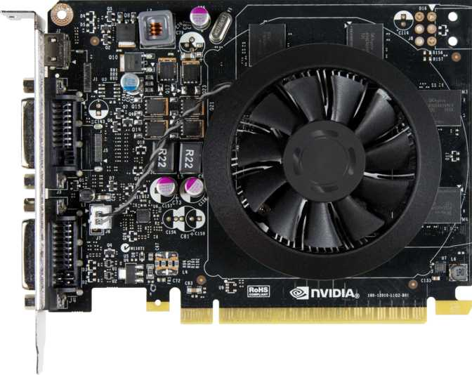 Nvidia GeForce GTX 750 Ti