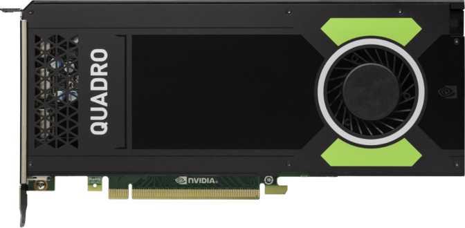 Nvidia Quadro M4000
