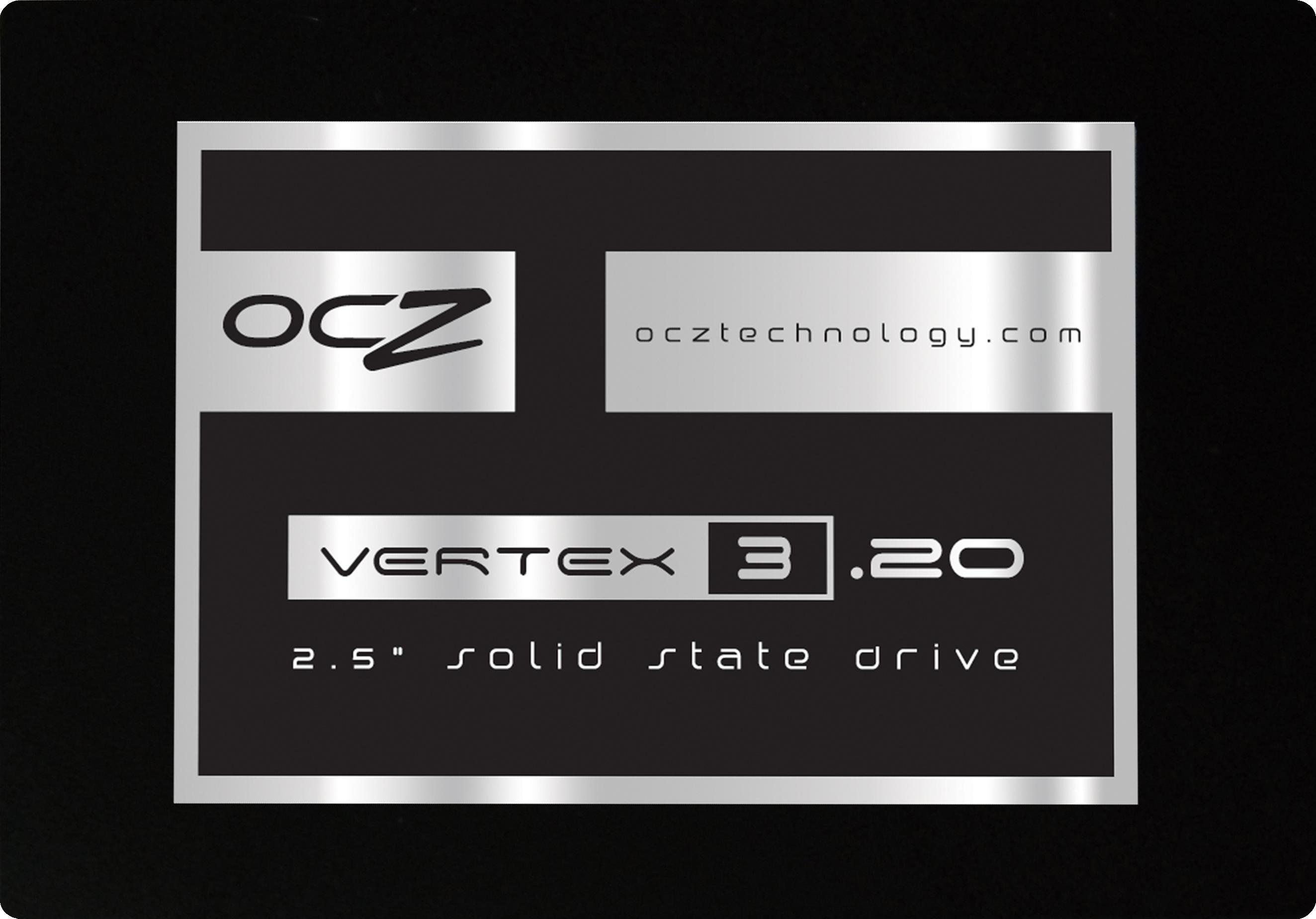 OCZ Vertex 3.20 120GB