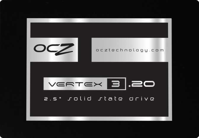 OCZ Vertex 3.20 120GB