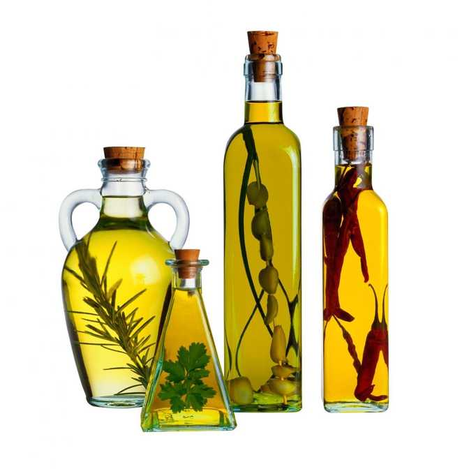 Flaxseed Oil (cold-pressed)