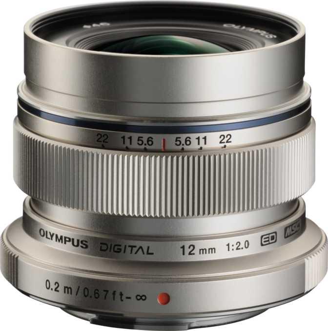 Olympus M.Zuiko 12mm F2.0