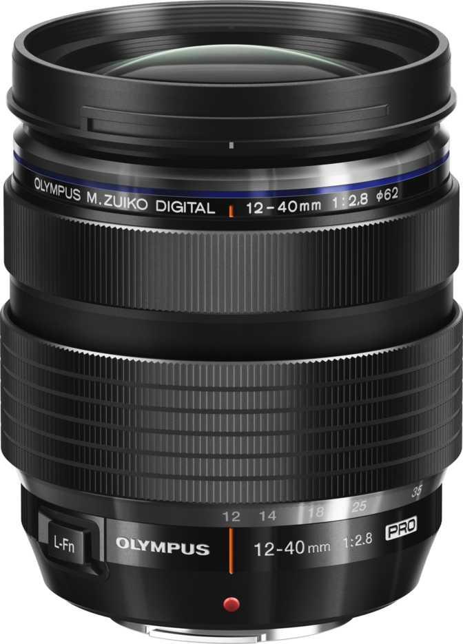 Olympus M.Zuiko ED 12-40mm F2.8 Pro