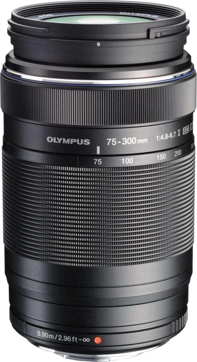 Olympus M.Zuiko ED 75-300mm F4.8-6.7 II