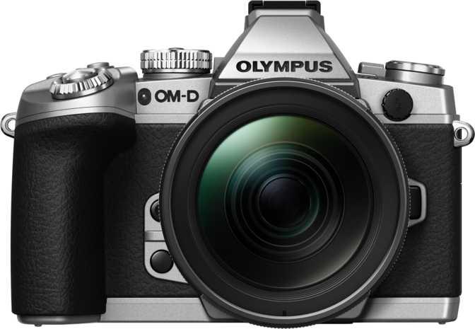 Olympus OM-D E-M1 Silver