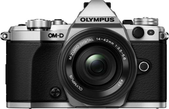 Olympus OM-D E-M5 II + Olympus M.Zuiko 14-42mm F3.5-5.6 II R