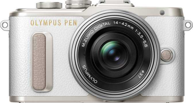 Olympus PEN E-PL8 + Olympus M.Zuiko 14-42mm F3.5-5.6 II R