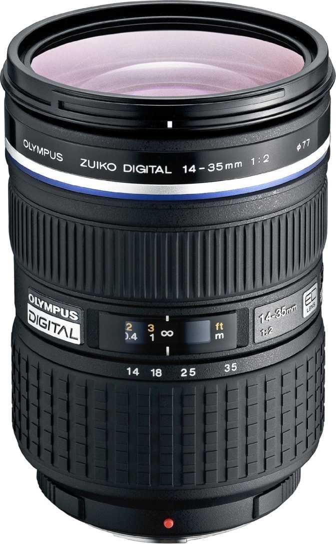 Olympus Zuiko ED 14-35mm F2.0 SWD
