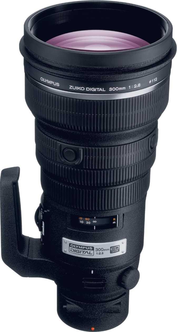 Olympus Zuiko ED 300mm F2.8