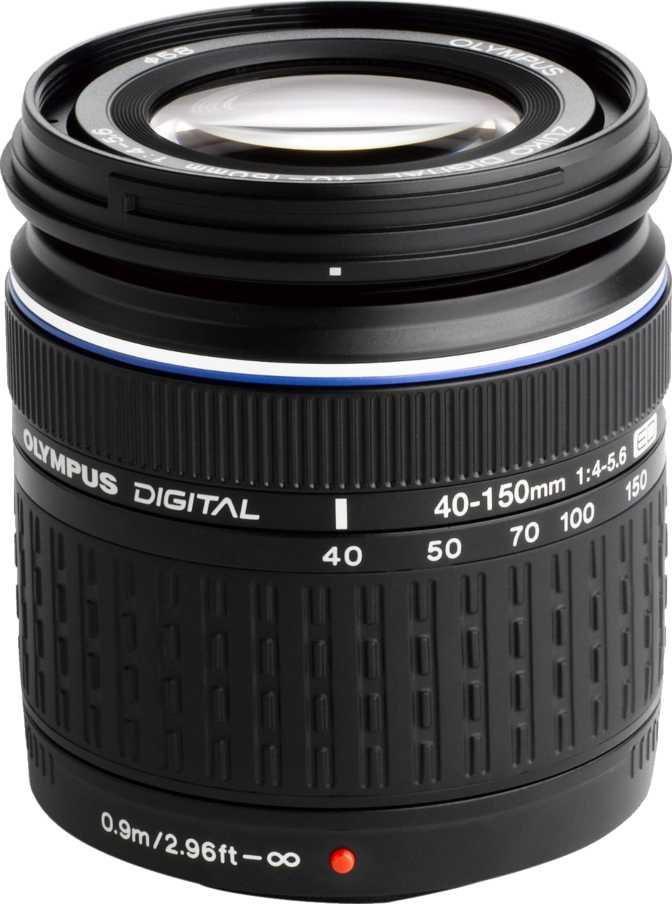 Olympus Zuiko ED 40-150mm F4.0-5.6