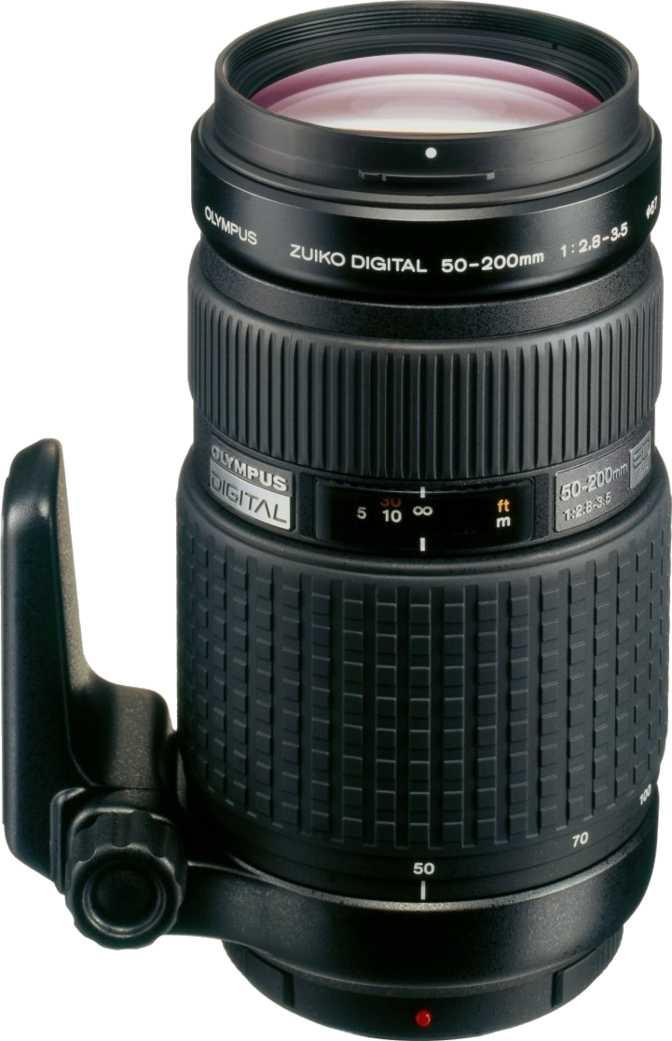Olympus Zuiko ED 50-200mm F/2.8-3.5 SWD