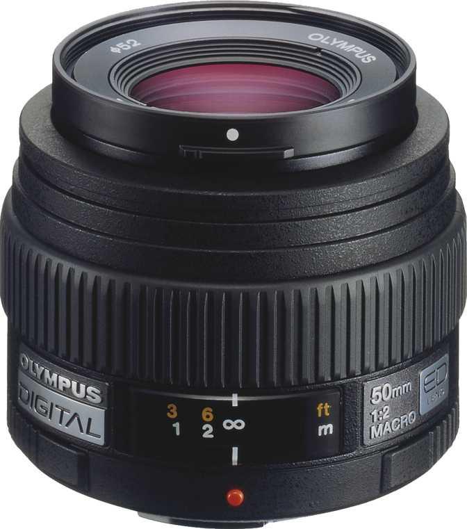 Olympus Zuiko ED 50mm F2.0 Macro 1:2