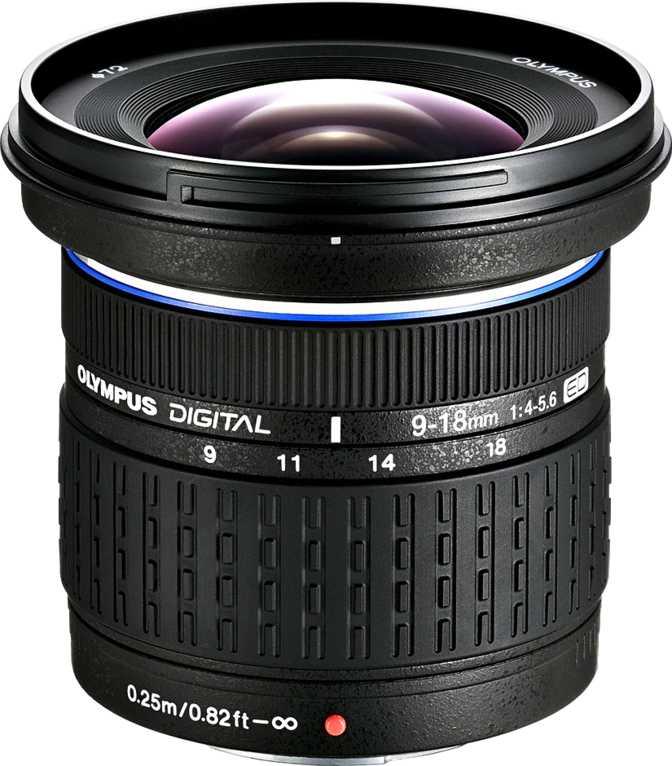 Olympus Zuiko Lens ED 9-18mm F4-5.6