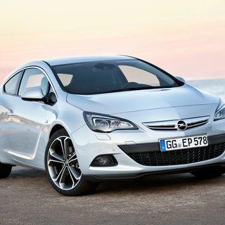 Opel Astra GTC 1.4 Turbo (2014)