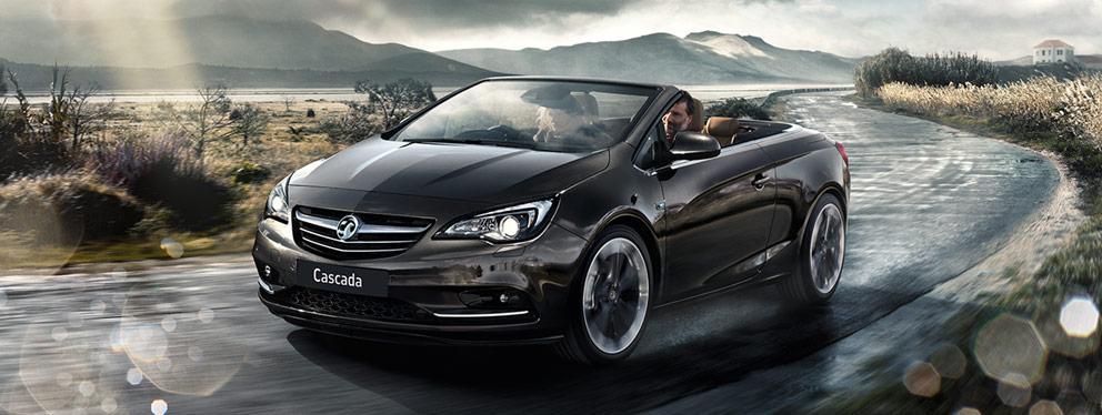 Opel Cascada Cabriolet 1.6 Turbo (2014)