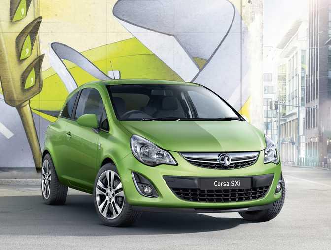 Opel Corsa SXi (2014)