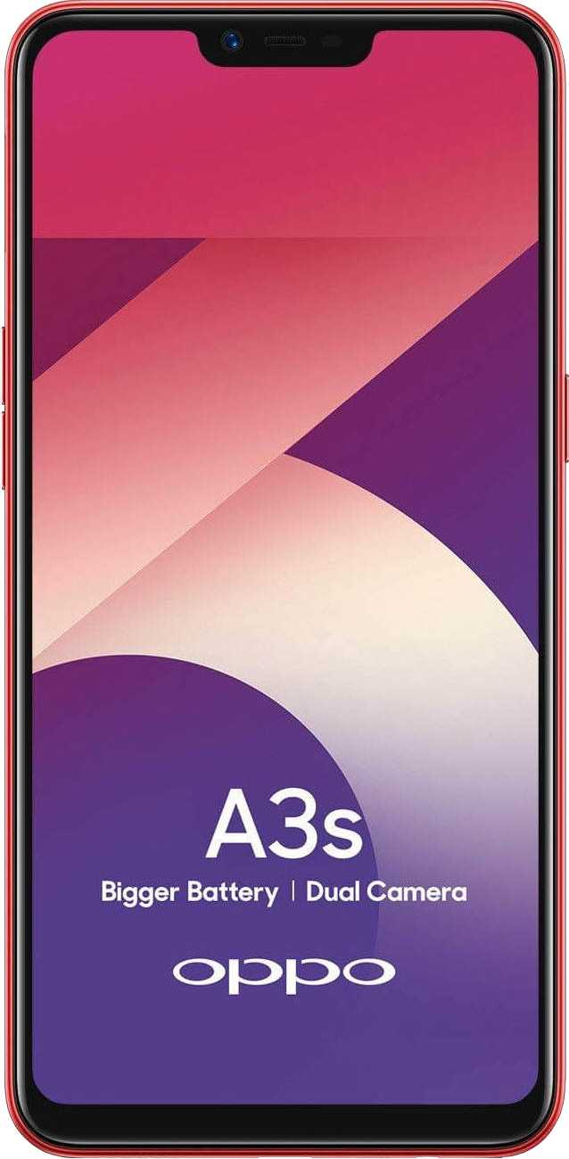≫ Oppo A3s vs Samsung Galaxy M10: What is the difference?