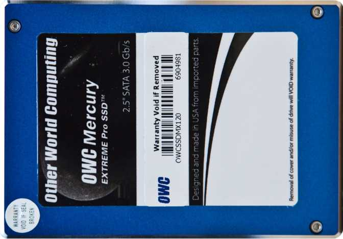 OWC Mercury Extreme Pro 6G 480GB