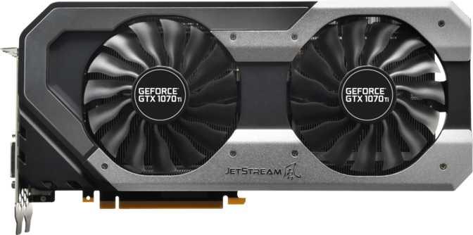 Palit GeForce GTX 1070 Ti JetStream