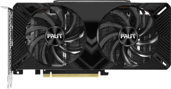 Palit GeForce GTX 1660 Dual